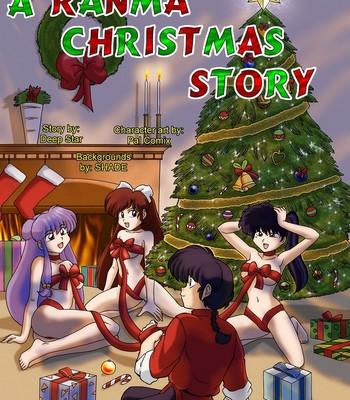 Porn Comics - A Ranma Christmas Story Cartoon Comic