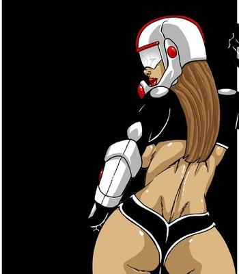Porn Comics - Omega Fighters 20 Cartoon Porn Comic