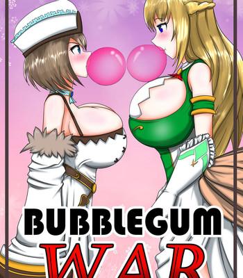 Porn Comics - Bubblegum War Cartoon Porn Comic