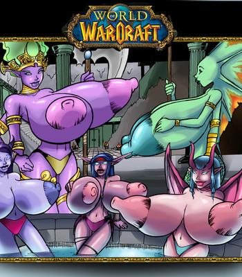 Porn Comics - World Of Warcraft 1 PornComix