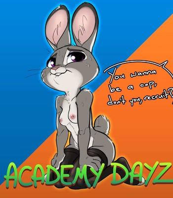 Porn Comics - Academy Dayz Cartoon Porn Comic