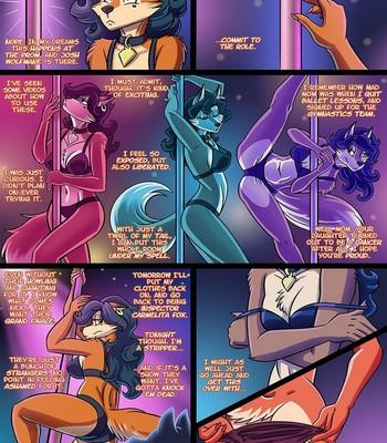 Strip Search Porn Comic 005