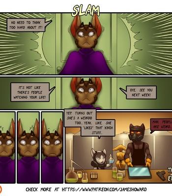 Vore Story 3 - Punishment Porn Comic