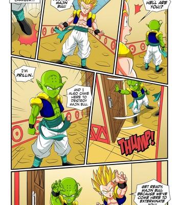 Buu's Bodies 5 - Majin Buu Final B Porn Comic 026