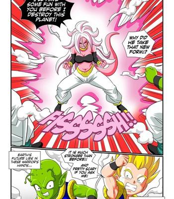 Buu's Bodies 5 - Majin Buu Final B Porn Comic 028