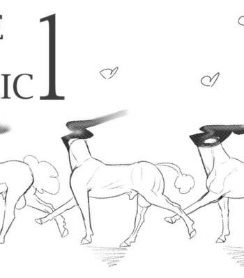 Porn Comics - Horse O Holic 1 – Neckhole Lovers OMK Sex Comic