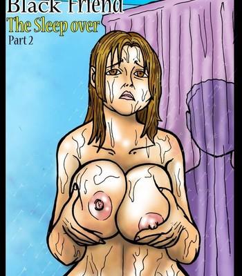 Porn Comics - The Sleepover 2 PornComix