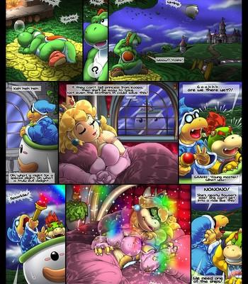Porn Comics - Shell Shocked Princess Cartoon Comic