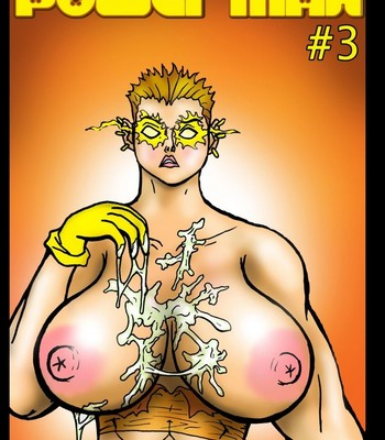 Porn Comics - Power Max 3 Cartoon Porn Comic