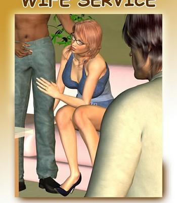Porn Comics - Wife Service Porn Comic