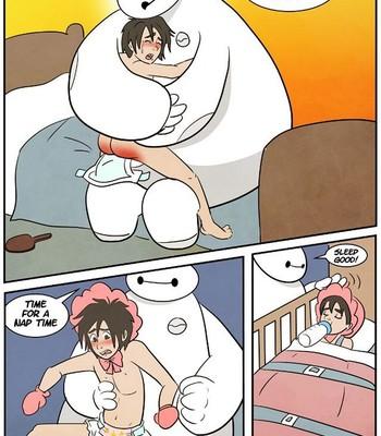 Hero Off Kilter Porn Comic 006