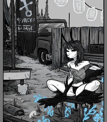Porn Comics - Spacy Lucy 7 Porn Comic