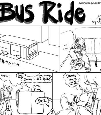 Porn Comics - Bus Ride Cartoon Comic