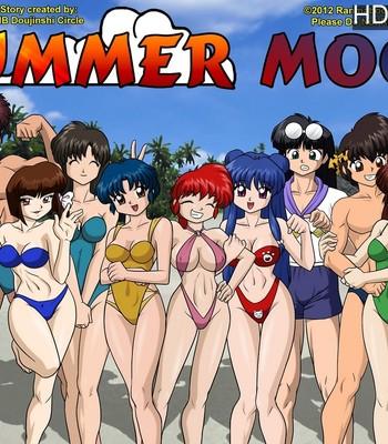 Porn Comics - Summer Moon Porn Comic