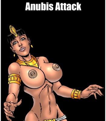 Porn Comics - Monster Violation 3 – Anubis Attack Sex Comic