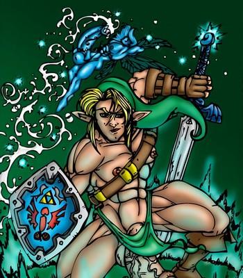 Porn Comics - The Legend Of Zelda – Cockarina Of Time 1 Sex Comic