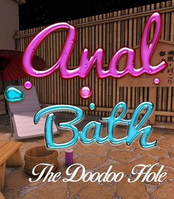 Anal Bath The Doodoo Hole Porn Comic 001