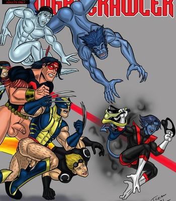 Porn Comics - Nightcrawler Cartoon Porn Comic