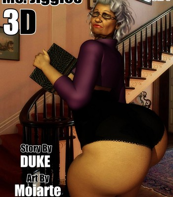 Porn Comics - Ms Jiggles 3D 1 Cartoon Comic