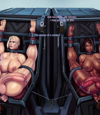 Porn Comics - Clash Of Wills Cartoon Porn Comic