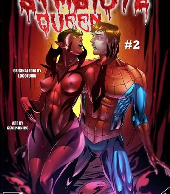 Porn Comics - Symbiote Queen 2 Cartoon Comic