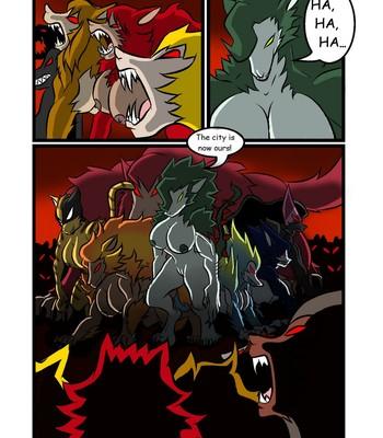Full Moon Gotham Cartoon Porn Comic