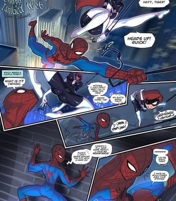 Porn Comics - Ohhhh, What A Tangled Web Sex Comic