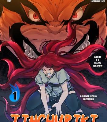 Jinchuriki Kushina 1 Porn Comic 001