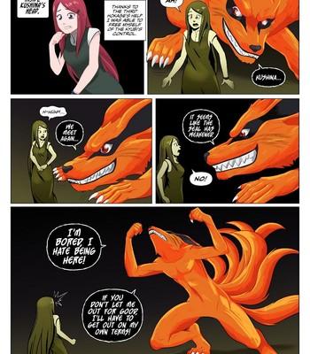 Jinchuriki Kushina 1 Porn Comic 013