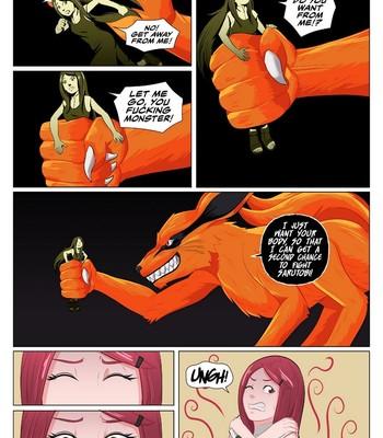 Jinchuriki Kushina 1 Porn Comic 014