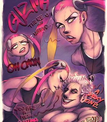 Sexy Mess Porn Comic 020