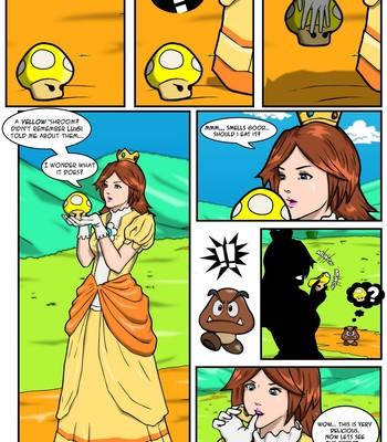 Porn Comics - Oh, Daisy! Cartoon Comic