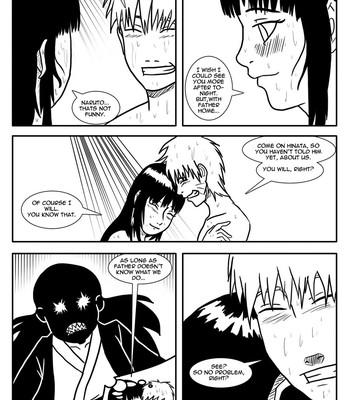 All For Naruto 5 - Secrets Porn Comic 005