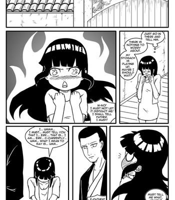 All For Naruto 5 - Secrets Porn Comic 007