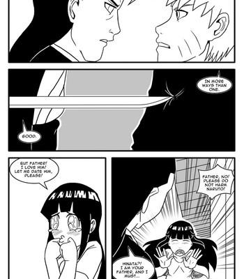 All For Naruto 5 - Secrets Porn Comic 014