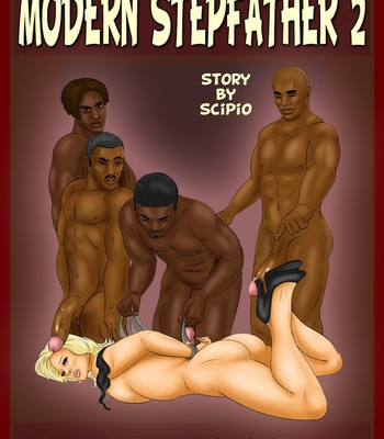 Porn Comics - Modern Stepfather 2 Cartoon Comic