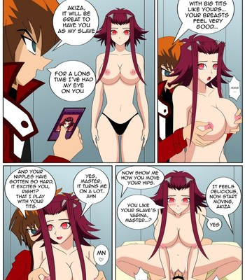 Trapped Minds 2 Porn Comic 005
