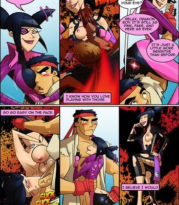 Porn Comics - Arachnid Amore Cartoon Porn Comic