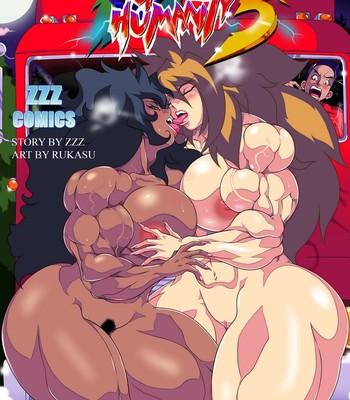 Porn Comics - Edge Of Humanity 3 Cartoon Porn Comic