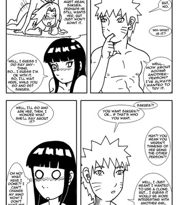 All For Naruto 4 - Together Porn Comic 011