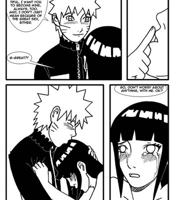 All For Naruto 4 - Together Porn Comic 016