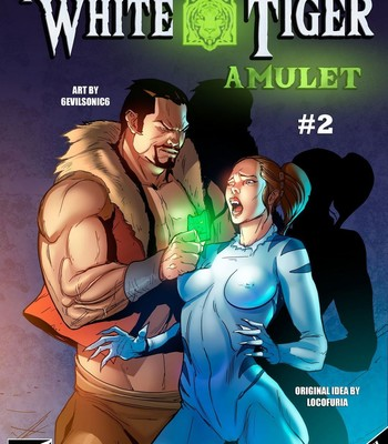 Porn Comics - The White Tiger Amulet 2 Porn Comic
