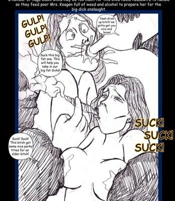 The Proposition 1 - Part 6 Porn Comic 003