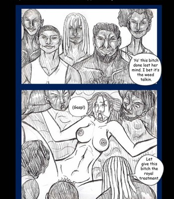 The Proposition 1 - Part 6 Porn Comic 008