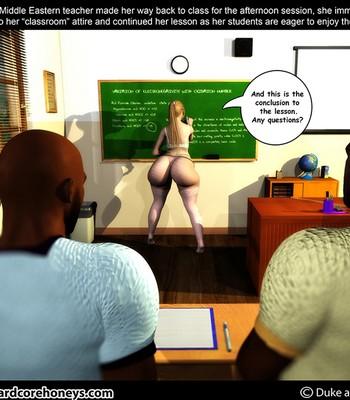 Mrs Hani 4 Porn Comic 004