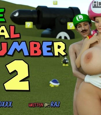 The Anal Plumber 2 Porn Comic 001