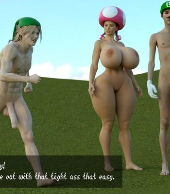 The Anal Plumber 2 Porn Comic 029