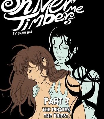 Porn Comics - Shiver Me Timbers 7 – The Pirates, The Priest And The Pervy Spirit 2 Cartoon Porn Comic
