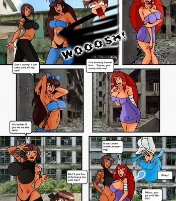 A Day Like Any Others - The (mis)adventures Of Nabiki Tendo 9 Porn Comic 016