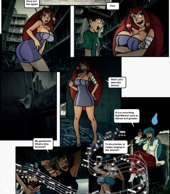 A Day Like Any Others - The (mis)adventures Of Nabiki Tendo 9 Porn Comic 060